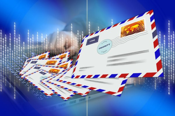 E-Mail Weiterleitung