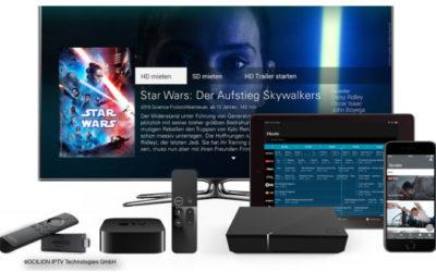 Frischzellenkur für IPTV-Angebot